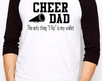 Cheer Dad Shirt, Cheer Dad Tshirt, Cheer Dad, Cheerleader Dad, Cheerleading Dad, Competition Cheer Dad, Cheerleader Dad Shirt