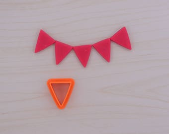 Bunting Cookie Cutter 101