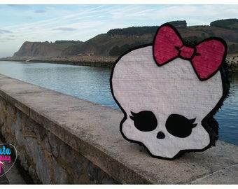 Monster High Skull Piñata