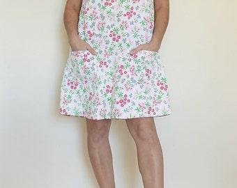 60s mini dress 0/2/4/small