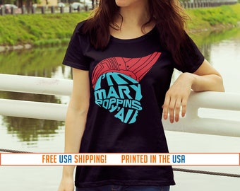 I'm Mary Poppins Y'all, Guardians of the Galaxy Yondu Women's T-Shirt