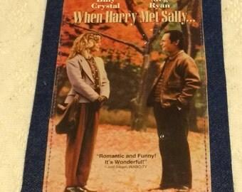 VHS Bag;When Harry met Sally