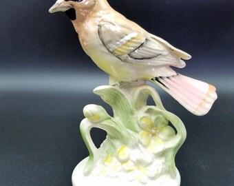 Vintage Cardinal Figurine