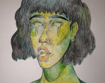 eye see you... art print