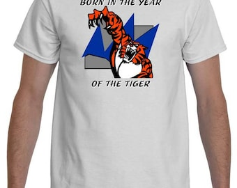 Born in the Year of the Tiger T-Shirt