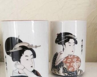 Japanese glasses