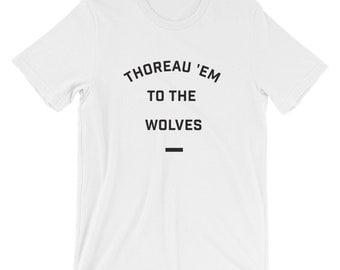 Thoreau 'Em Tee