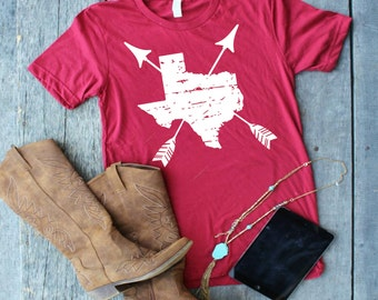 Texas with Arrows Svg, Vintage Svg, Distressed Svg, Texas Svg,Dxf,Png,Jpeg