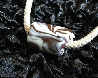 Necklace//Japanese Style//Christmas Gifts for her! > Kimyo Takahama Designed Glass Jewelry Necklace [Okinawa's Mihama]