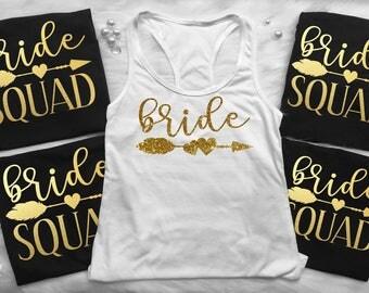 Bride Shirt, Bridesmaid Shirts, Birthday Girl Shirt, Nola Bride Shirts, Bridesmaid Shirts, Bride to be Shirts, Mother of the Bride b18