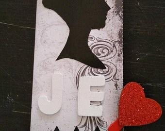 I love you Valentine!