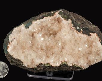Heulandite Geode