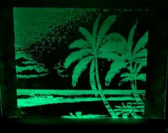 LED Palmtree