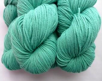 Berroco Vintage - 5133, Spring - Blue Green Turquoise Aqua Worsted Aran Wool Acrylic Nylon Yarn