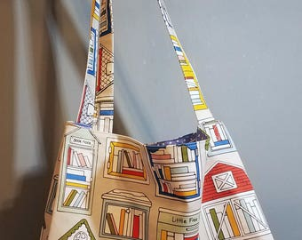 Little Free Library book bag