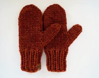 Mittens // Women's Mittens // Knitted Mittens // Wool Mittens // Ladies Mittens // Mittens for Kids // Men's Mittens