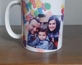 Photo Customize Mug