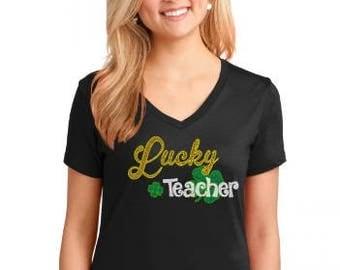 Lucky Teacher