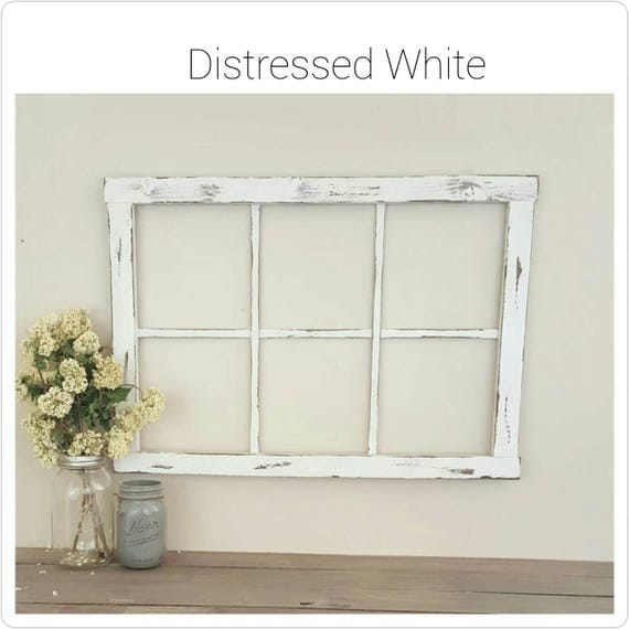 Window Frame Wall Decor faux window frame window frame wall decor home decor