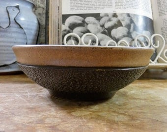 "Original Vintage Denby ""Cotswold"" Large Stoneware Cereal Salad Pasta  6.5"" Bowl Tableware **2 Available**"
