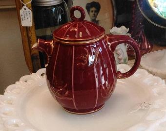 Rare Vintage Hall Birdcage Teapot!