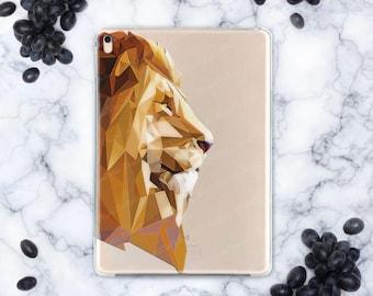 Lion iPad Air Case iPad Pro 9.7 Cover iPad Mini 3 Case iPad Air 2 Cover iPad Pro 12.9 Case iPad Pro Case iPad Cover iPad 4 Case cn4002