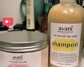 Custom Listing for Shampoo & Conditioner - Hayden