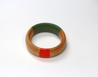 Bracelet wood Patti