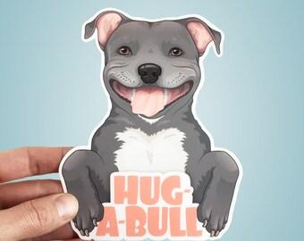 Pitbull / Pit Bull / Pitbull Decal / Pitbull Sticker / Pit Bull Decal / Pitbull Dog / Pitbull Rescue / Pitbull Mom / Staffy / Pitbull Gifts