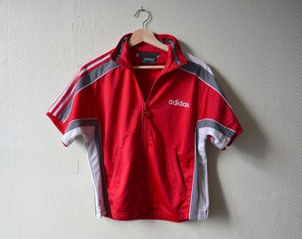 Vintage Adidas Track Jacket / Adibreak / size M