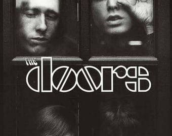The Doors  Montage Rare Poster