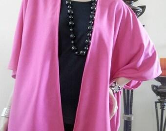 Pink kimono | Etsy