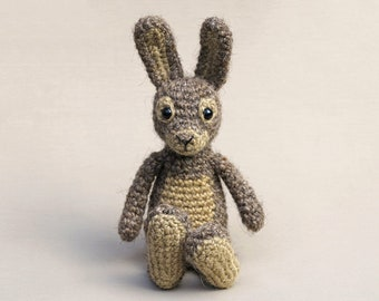 Crochet rabbit pattern amigurumi