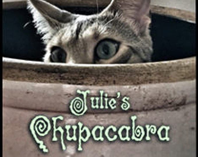 Julie's Chupacabra - Private Edition - Handcrafted Perfume - Love Potion Magickal Perfumerie