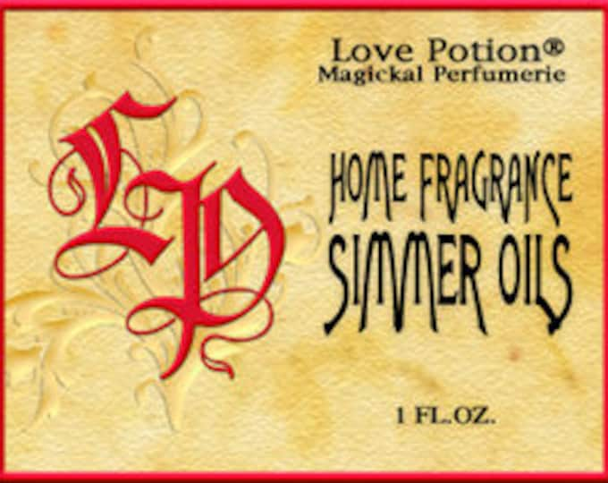 Honeyed Apple - Simmer Oil - 1 fl.oz.