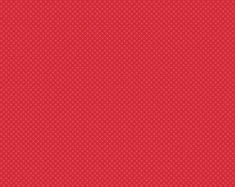 1 Yard Kisses by Doodlebug Design Inc. for  Riley Blake Designs - 210 Red