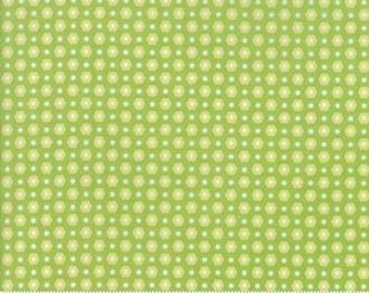 SALE!! 1 Yard Flower Mill by Corey Yoder for Moda- 29034-18 Retro Dottie Spring