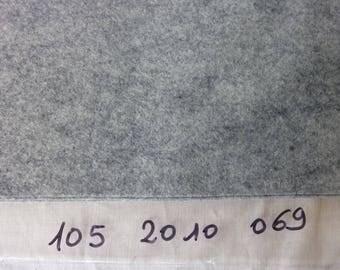 Felt Cinnamon color retro 1052010069 30 cm * 45 cm