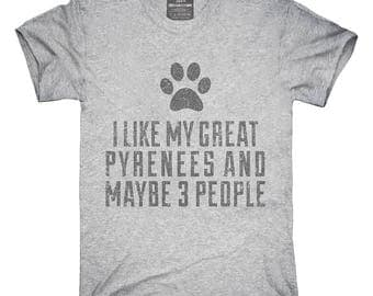 Funny Great Pyrenees T-Shirt, Hoodie, Tank Top, Gifts