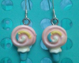 Kawaii lollipop Earrings