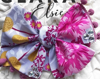 Clara Elsie headwrap