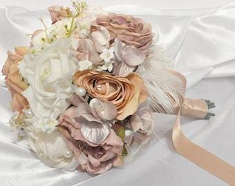 Vintage Amelia Bridal Bouquet