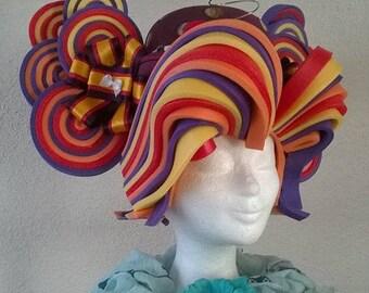 Clowns foamwig/carnival/circus/foam/wig/Halloween/Cosplay/Theme