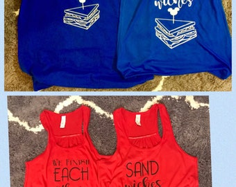 We Finish each others Sandwiches | Frozen shirt | Matching family Shirt | Disney Frozen shirt