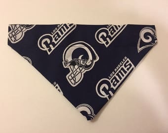 Dog bandana, NFL Los Angeles Rams