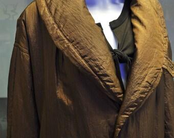 1980s Issey Miyake Windcoat Puffer Coat