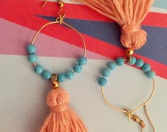 Coral Reef Earrings