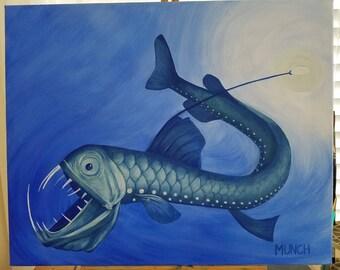Viperfish!