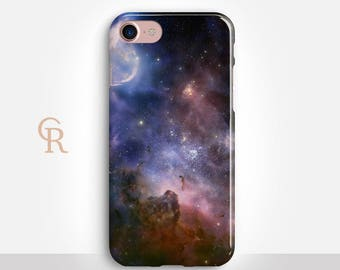 Galaxy Phone Case For iPhone 8 iPhone 8 Plus iPhone X Phone 7 Plus iPhone 6 iPhone 6S  iPhone SE Samsung S8 iPhone 5 Nasa Galaxy Samsung S7