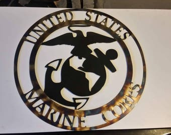 Marine Wall Art